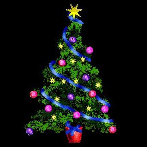 Tree Pohon Natal Bunga 1 2 Meter Termurah S Diskon second marketplace animated pics tree decorated blinking 4