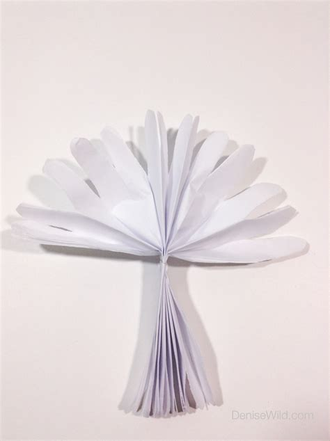 Tissue Paper Flowers Craft - tissue paper flowers diy