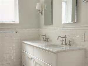 bathroom tile border ideas white glass tile bathroom white subway tile bathroom