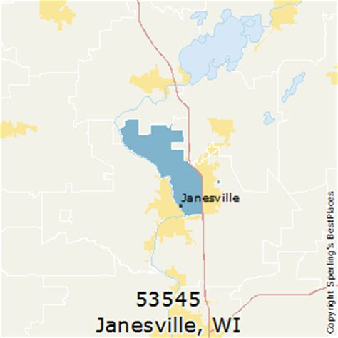 zip code map janesville wi best places to live in janesville zip 53545 wisconsin