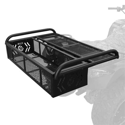 kolpin steel mesh atv rack drop basket 53350 discount