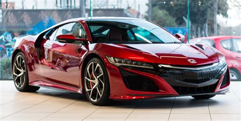 2019 Honda Nsx by 2019 Honda Nsx Colors Release Date Redesign Price
