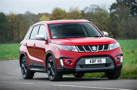 Suzuki Vitara New New Suzuki Vitara S Debuts With Turbo Boosterjet 140ps