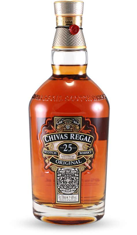 chivas regal chivas regal 25 year whiskey spirits collection