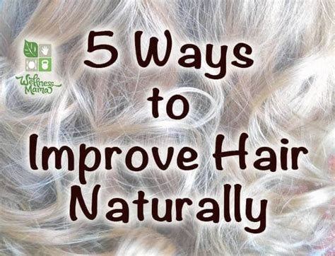 do vitamin emhance the thickness of the hair follicle cheri s creation s blog 5 ways to improve hair naturally