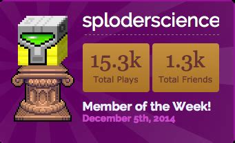 list of members of the week sploder wikia fandom