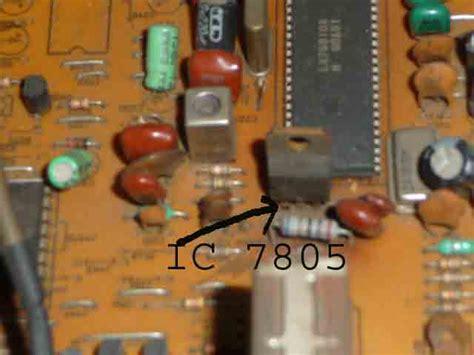 gambar resistor heater tv resistor heater putus 28 images vian service tv crt gambar gelap vian service tv crt gambar