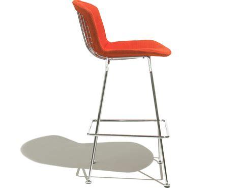 bertoia stuhl bertoia stool upholstered hivemodern