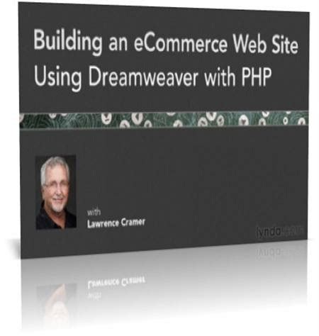 ecommerce website tutorial in php cartweaver 4 php dreamweaver extension checked