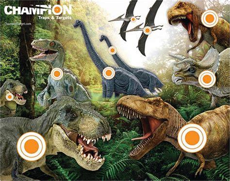printable dinosaur targets xmas 171 daily bulletin