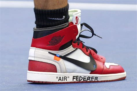 roger federer shoes roger federer played tennis in white x nike air