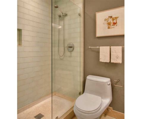 Walk In Shower Ideas For Small Bathrooms by Shower Design Ideas Small Bathroom