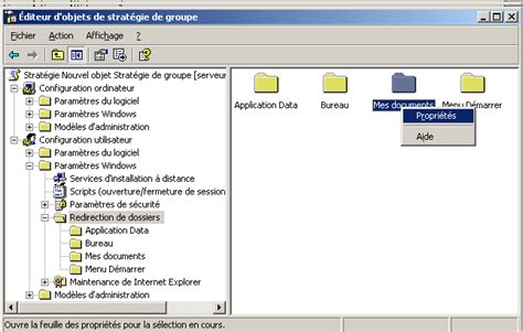 gpo console les gpo les securit 233 s de groupes elite tri