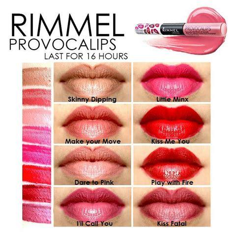 Lipstick Rimmel Provocalips jual rimmel provocalips lemari teni88