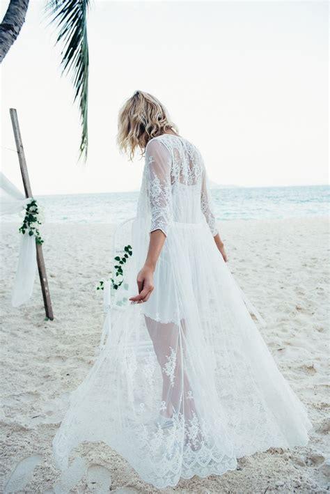 25  best ideas about White lace kimono on Pinterest