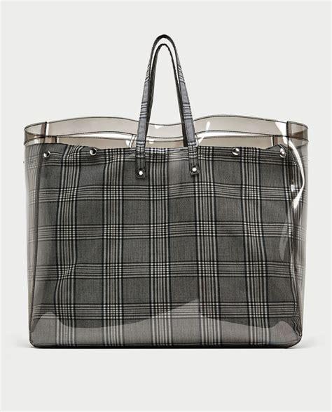 Tas Wanita Zara Vinyl Tote Bag how to wear vinyl clothes wheretoget