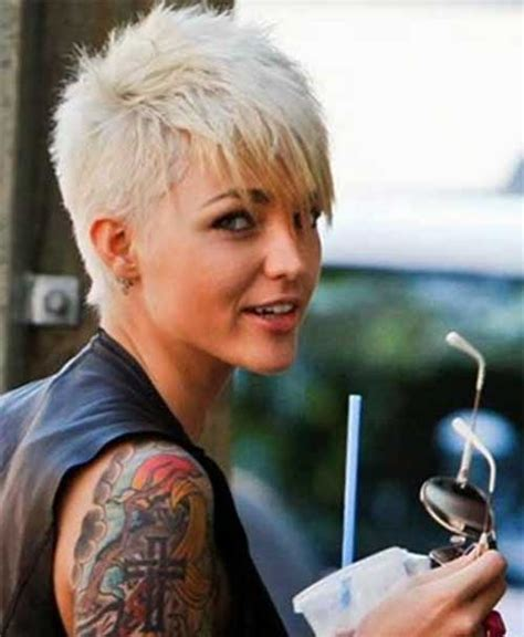 Very Short Pixie Cuts   Short Hairstyles & Haircuts 2017