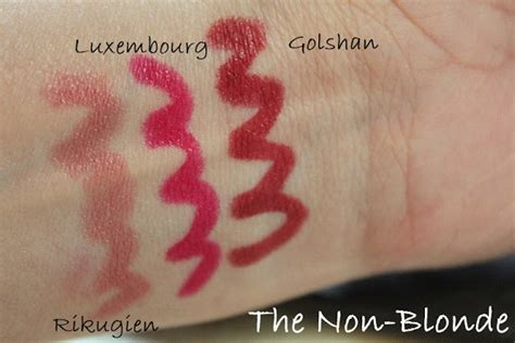 Brand New Nars Lip Satin Pencil Rikugien Murah nars satin lip pencil golshan luxembourg rikugien the non