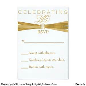 rsvp invitation card rsvp invitation card sle card