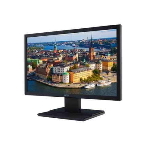 Monitor Acer 18 5 Inch buy acer t1900hq 18 5 inch led monitor in india omega computronix