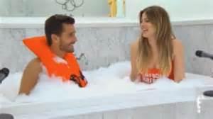 khloe and disick take a bath
