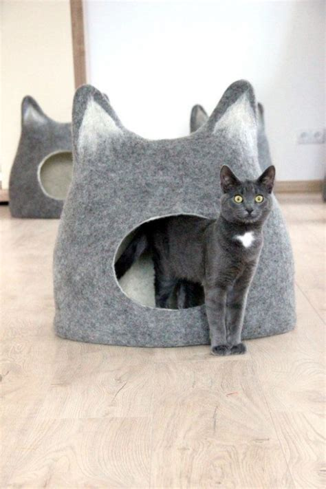 cat bed spoil your kitty 27 creative and cozy cat beds digsdigs