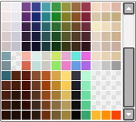 milly s color swatches by cryinglaughter on deviantart