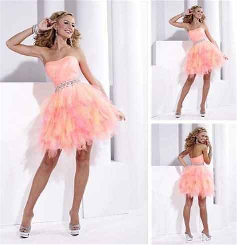 party jurken c a 25 beste idee 235 n over jurken op pinterest korte formele