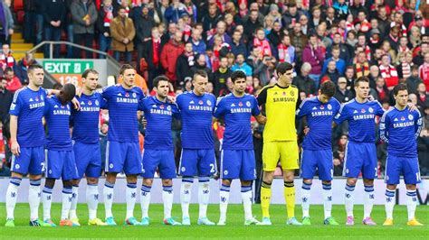 chelsea starting 11 chelsea southton show the benefits of a fixed starting