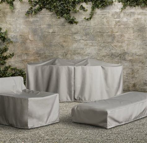 Patio Furniture Covers For Protecting Your Outdoor Space Outdoor Sectional Furniture Covers
