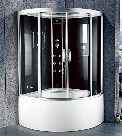 Bathroom Steam Shower Ss 07 Steam Shower Enclosure New World Bathrooms Redditch