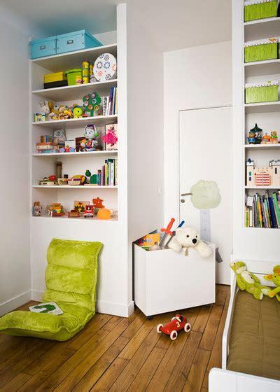 astuce rangement chambre enfant astuce rangement chambre mansardee visuel 4