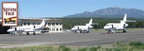 archuleta county airport at field in pagosa