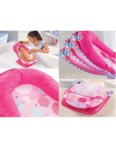 Summer Baby Bather summer infant deluxe baby bather dots theshopville store for baby