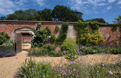 walled garden the walled garden visiting holkham family days out norfolk