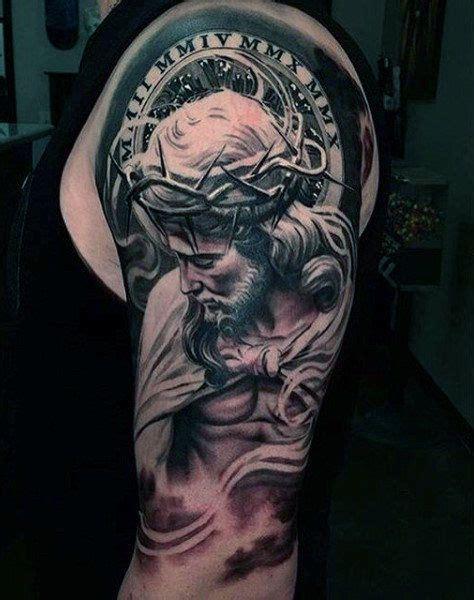 tattoo 3d montreal 17 best ideas about christian sleeve tattoo on pinterest