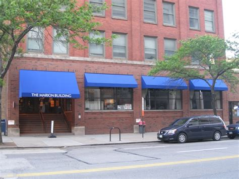 Awnings Cleveland Ohio by Commercial Gallery