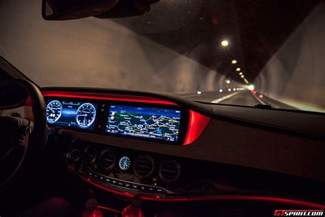 Mercedes Interior Lights by Road Test 2014 Mercedes S63 Amg Review