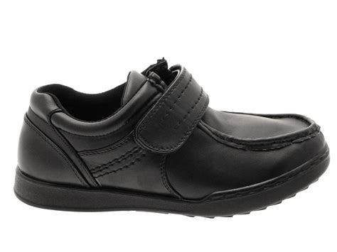 school shoes for black boys black school shoes faux leather adjustable