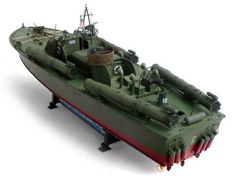pt boat 109 the great canadian model builders web page motor torpedo
