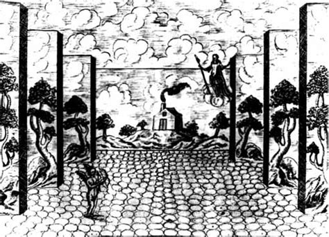 la fiera el rayo actores y decorados para la representaci 243 n de la fiera el rayo y la piedra de calder 243 n en