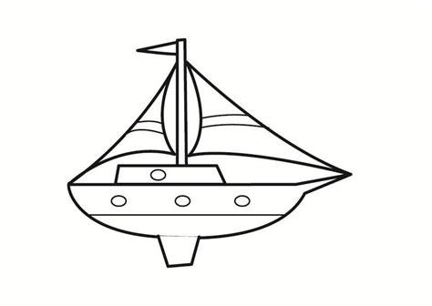 speedboot zum ausmalen malvorlage boot ausmalbild 23321