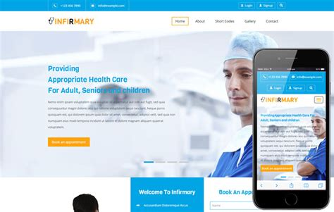 templates for website hospital medical w3layouts com