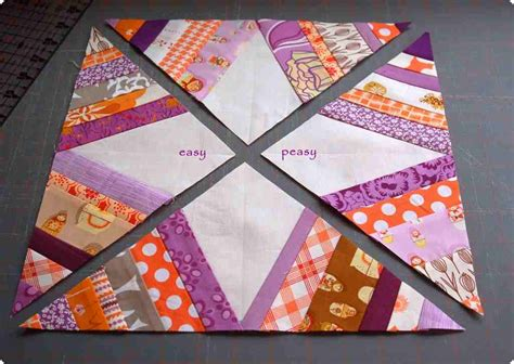 quilt pattern website house of a la mode spider web quilt block tutorial