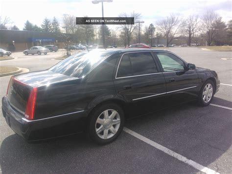 Cadillac Dts L by 2007 Cadillac Dts L Sedan 4 Door 4 6l