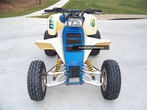 1991 Suzuki Quadrunner 250 1991 Suzuki Quadracer 250 Ltr