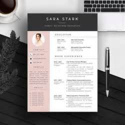 Iwork Resume Template by Creative Resume Template Cv Template Cover Letter