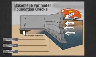 cracked basement walls basement finishing