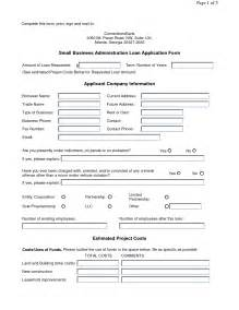 business plan for bank loan template business loan application form free printable documents