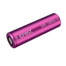 Efest Imr 18650 Li Mn Battery 2900mah 3 7v 35a With Flat Top 18650r30v2 efest purple imr 18650 li mn battery 3100mah 3 7v 20a with flat top 18650p20v1 purple